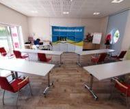 Schulungszentrum der Schiffsführerschule Hell